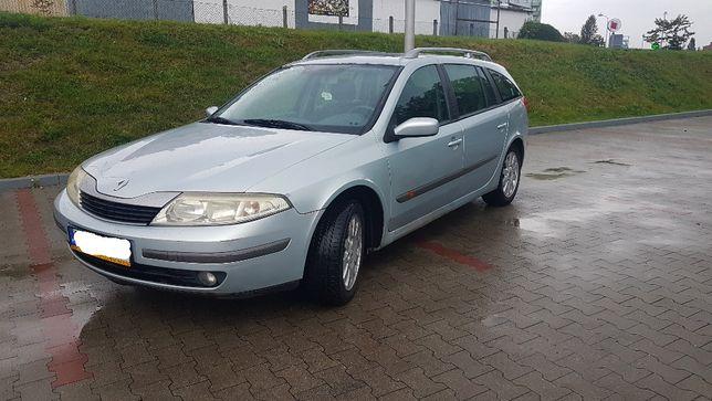 Renault Laguna 2002r 1,8+GAZ, Klimatyzacja, I właściciel w kraju