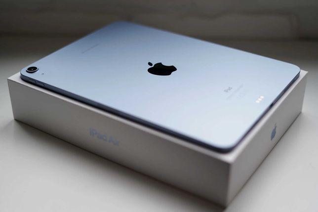 Nowy iPad 64gb BLUE Model Air 10,9 cala Polska Dystrybucja MEDIA MARKT