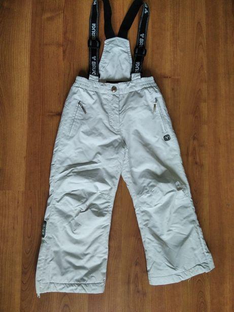 Лыжные штаны  Brugi р.98-104,3-4 года