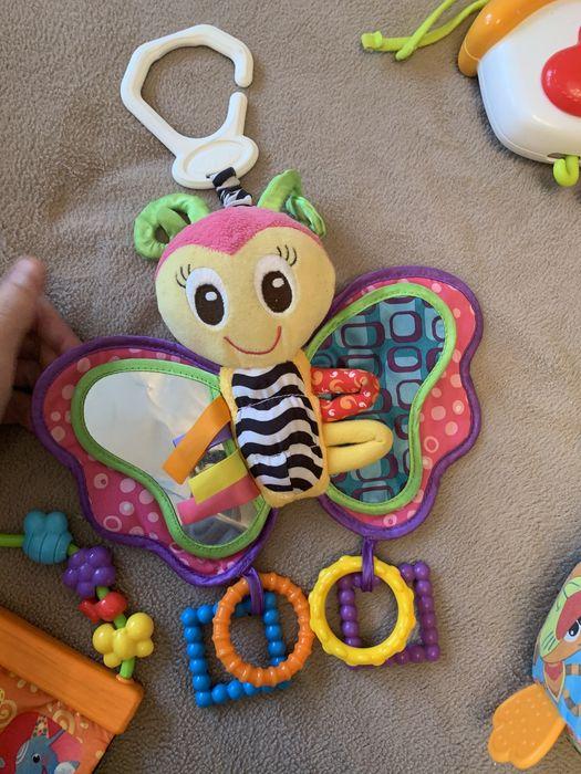 Листай Погремушки и подвески FisherPrice, Playgro,BabyGo Харьков - изображение 1