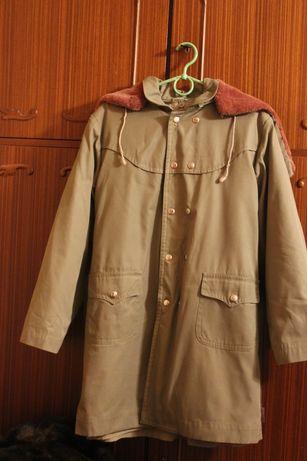 Пальто с подстежкой для мальчика