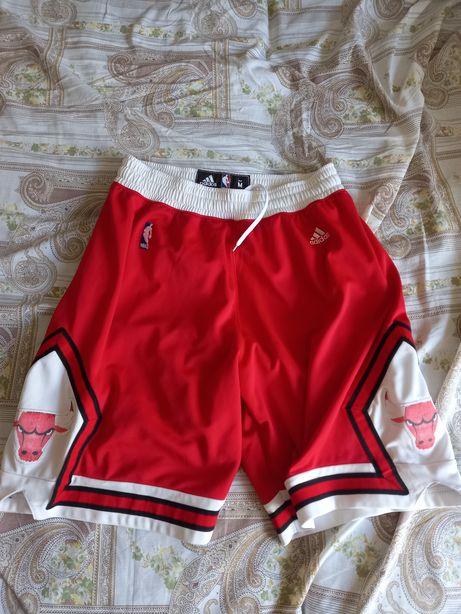 Calções originais NBA Chicago Bulls Adidas