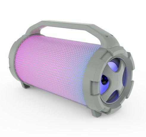 Głośnik bluetooth z podświetleniem ADLER AD 1169 FM USB SD AUX 24msc