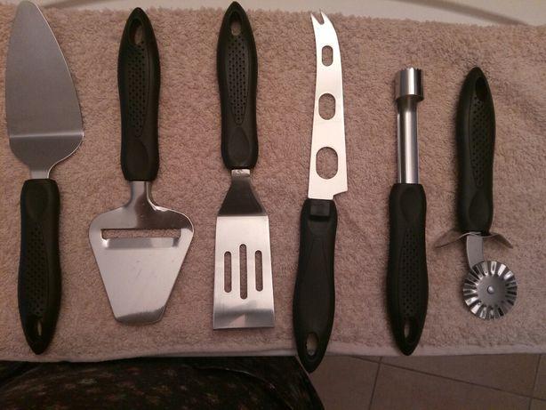 Utensílios de cozinha (6 peças)