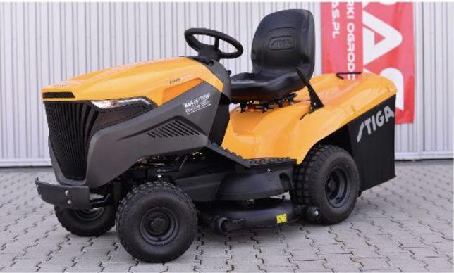 Traktorek Stiga Estate 6102 HW (240701) - Baras