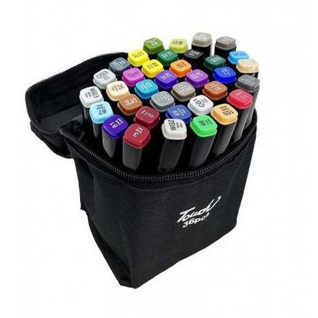 Набор скетч маркеров для рисования Touch Raven 36 шт./уп.