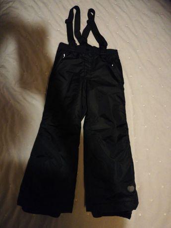 Spodnie narciarskie Lupilu r. 110 116