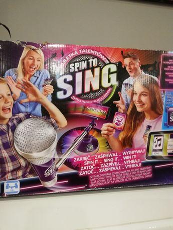 Gra spin to Sing nowa