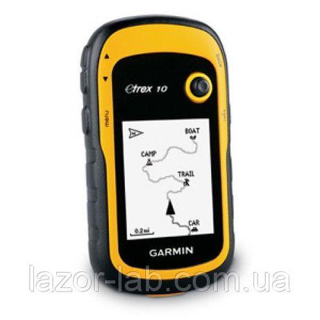 Измеритель площади поля GARMIN ETREX 10, GPS- НАВИГАТОР
