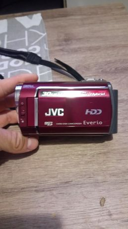 Kamera cyfrowa  JVC GZ-MG332RE