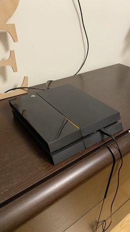 Приставка Sony Playstation 4 500gb