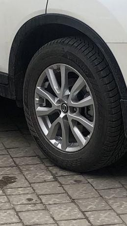 Диски R17 Nissan X-Trail, Rogue (Оригінал)