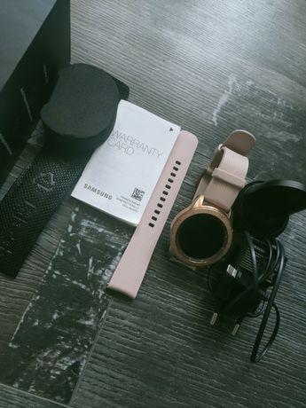 Samsung Galaxy Watch 42mm Gold Komplet