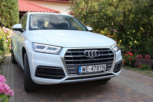 Audi Q5 TFSJ 2.0 252 KM Quattro