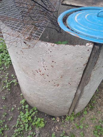 Форма для виготовлення каналізаційних кілець