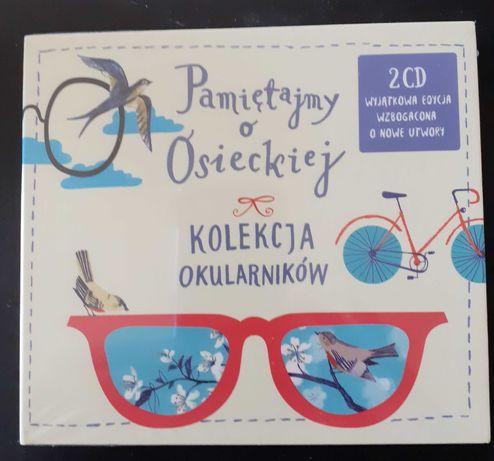Płyta cd pamietajmy o Osieckiej