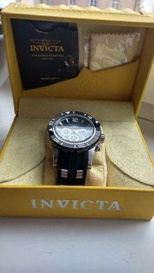 zegarek invicta pro diver 23696