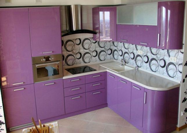 Кухни, шкафы купе, прихожие, стенки, детские (Мебель под заказ)