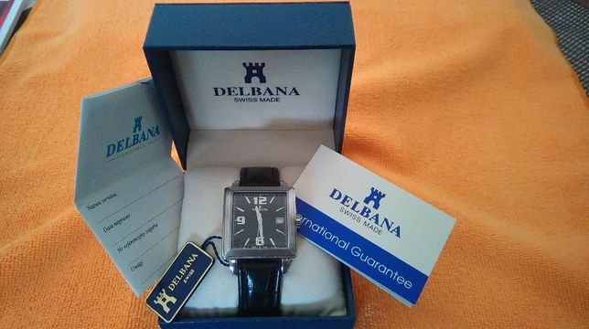 Zegarek Delbana Sapphire Swiss Made