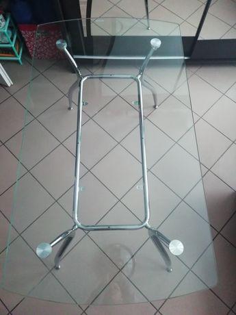 Nowy stół szklany