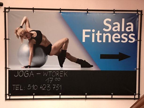 Sala fitness - Leżajsk