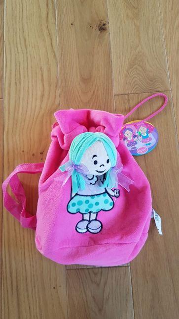 Plecak Smiki Beppe z Wróżką NOWY