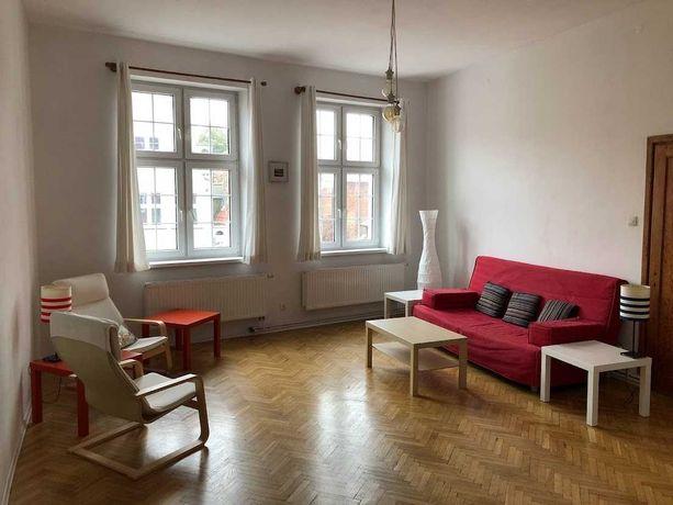 Mieszkanie 2 pokojowe do wynajęcia, ul. Szeroka na Starówce w Gdańsku