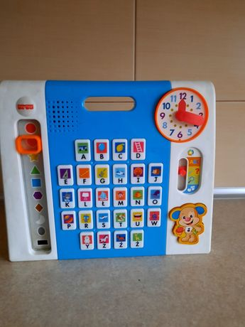 Tablica edukacyjna malucha Fisher-Price