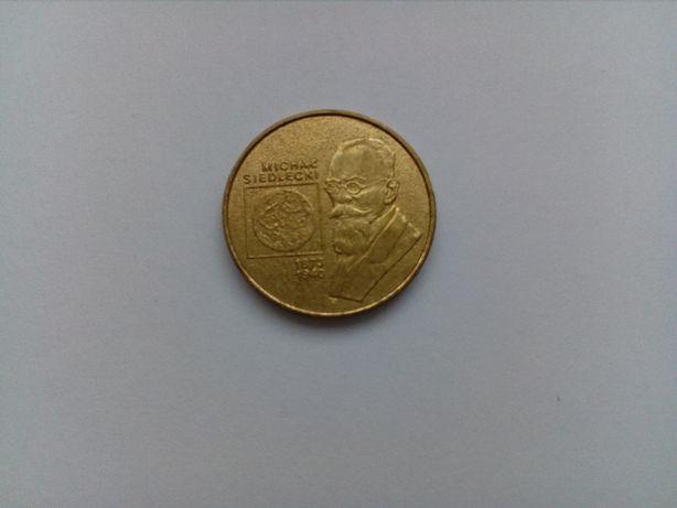 Polska 2 złote, 2001 rok - Polscy podróżnicy i badacze - Michał Siedle