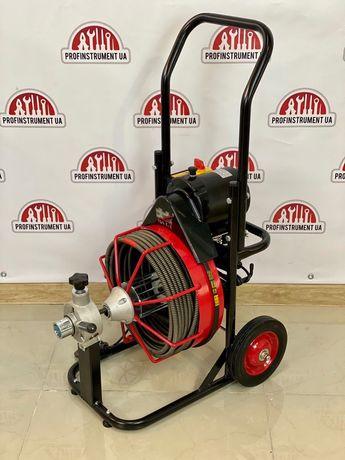 Машинка для прочистки трубопроводов Dali D-330ZK 23м троса