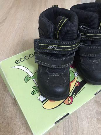 Ботинки  зимние детские Ecco
