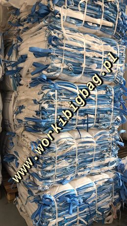 Importer BIG BAG BAGI worki BIGBAG 500kg 750kg 1000kg Wysyłka od 10szt