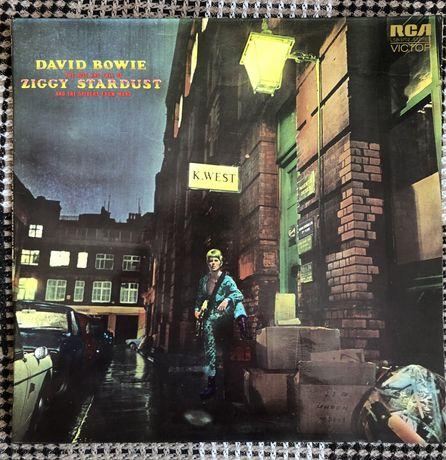 Виниловая пластинка, David Bowie the rise and fall of ziggy stardust