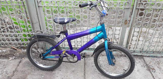 Велосипед для 3-7 лет