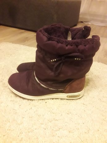 Дутики,сапоги зимние adidas