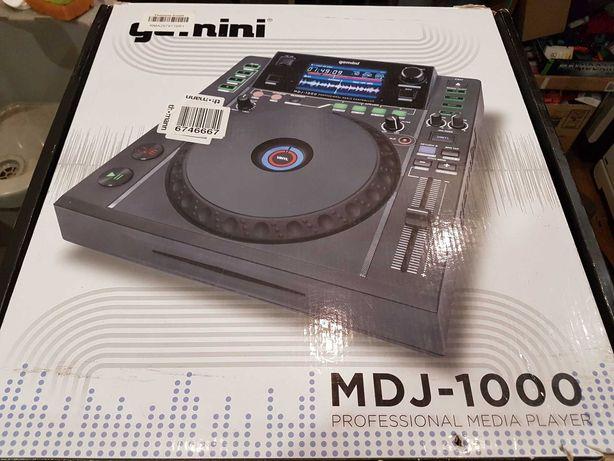 2 x Gemini MDJ-1000 USB, MP3, CD-Player DJ