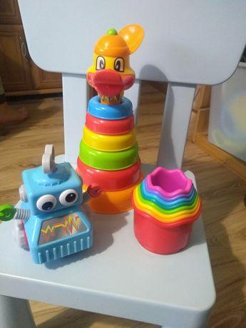 Zabawki dla niemowląt i dzieci edukacyjne,plus książeczki