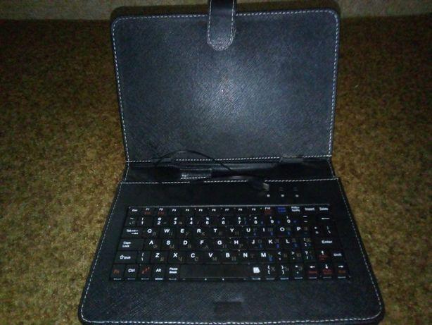 Продам Чехол с клавиатурой для планшета