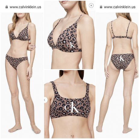 Купальник Calvin Klein ОРИГИНАЛ 3 единицы, размер L. Victoria Secret