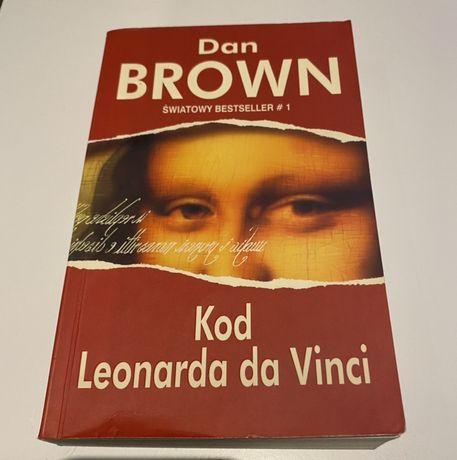 Książka Kod Leonarda Da Vinci