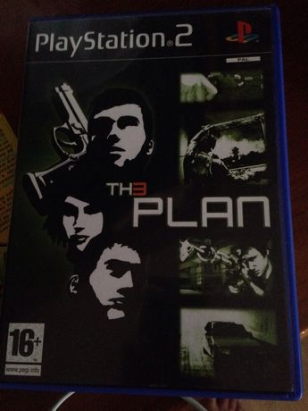"Jogo para PlayStation 2 ""the Plan"""