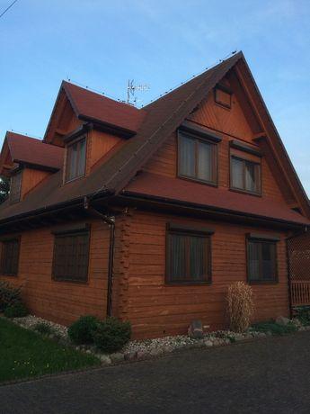 Sprzedam dom z bala 154m2 w miejscowości Lutobrok ! Pułtusk-Wyszków