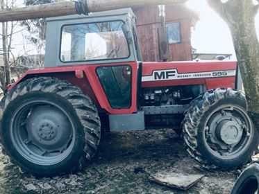Traktor Massey Ferguson 595 mk2