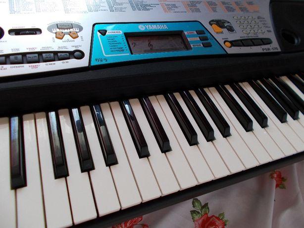 YAMAHA PSR-170 MIDI organy keyboard 5 oktaw
