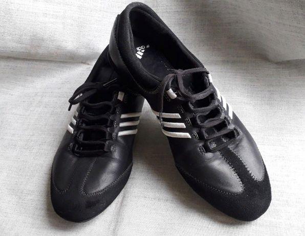 Кроссовки Адидас Adidas нат. кожа унисекс