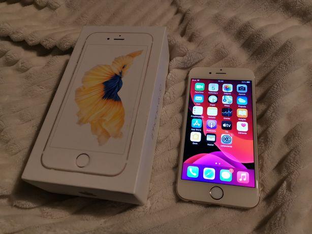 Telefon iPhone 6s złoty 16gb