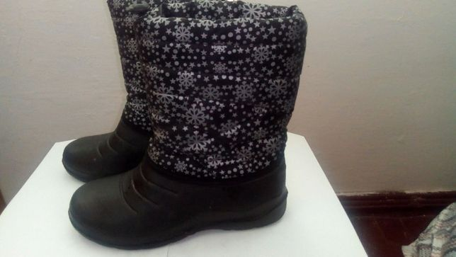 Зимние сапожки, непромокаемые, 36 р-р, всего 400 рублей!