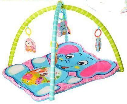 Розвиваючий коврик  для немовлят. Развивающий коврик