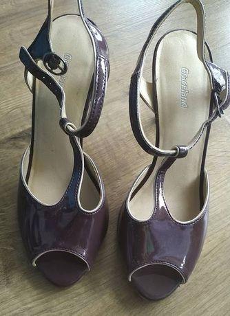 Sandały damskie r.39