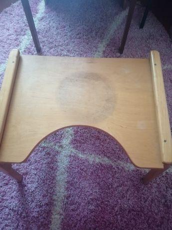 Детский деревянный стол-парта